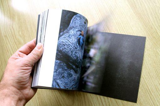 """Double-page du livre """"Les petits moines"""""""