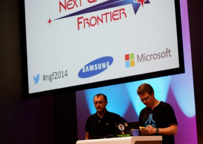 Next Game Frontier 2014