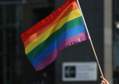 Rassemblement contre l'homophobie – 2013