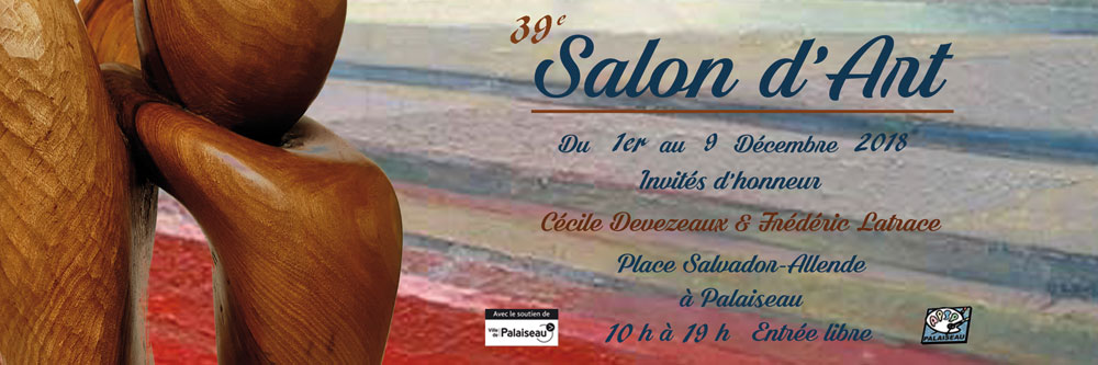 Salon d'Art à Palaiseau