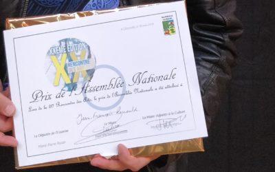 Prix de l'Assemblée Nationale