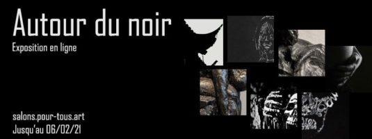 Exposition en ligne : Autour du noir