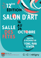 12e Salon d'Art de Marolles-en-Hurepoix